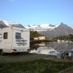 Free place to stay in your campervan in Scandanavia