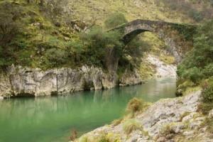 You see wonderful natural views on a European campervan trip too