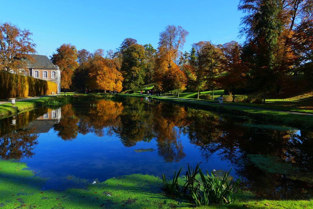 Belgium-Les-Jardins-d'Annevoie