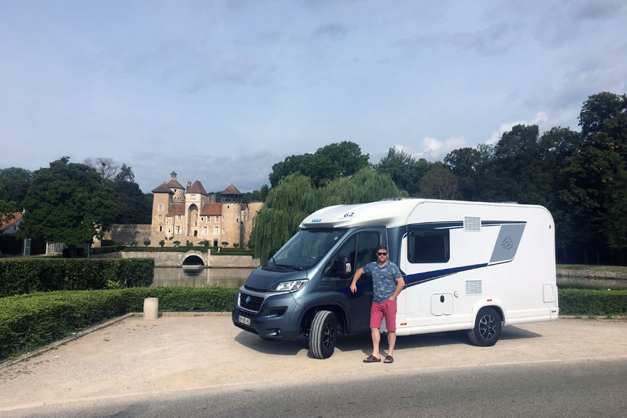 france passion overnight stay near a chateaux