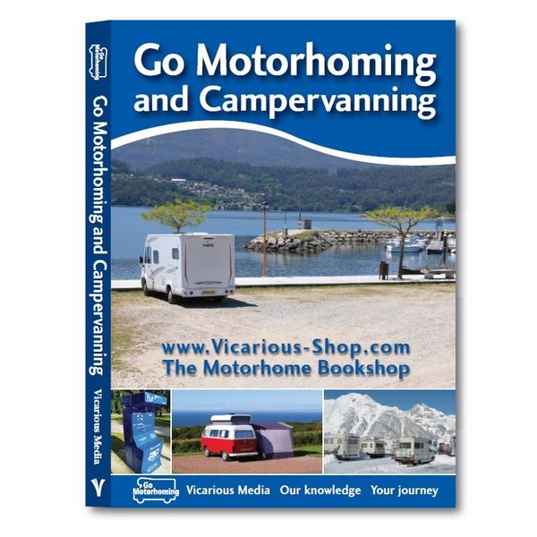 A great selection of motorhome related guide books are on offer