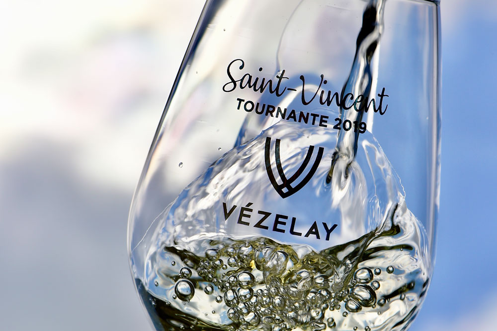 The Vezelay wine festival offers and early new year chance to sample some great Burgundy wine