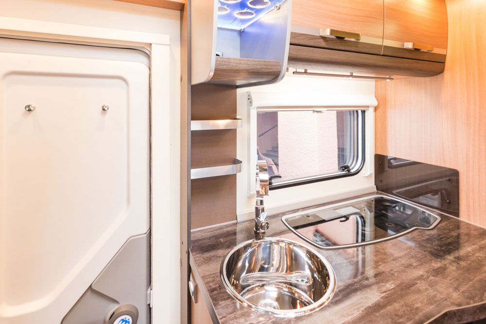 Even the tiniest of campervan kitchens will give you a gas hob and that is all you need to make thousands of great dishes, including my Campervan Creme Brullee