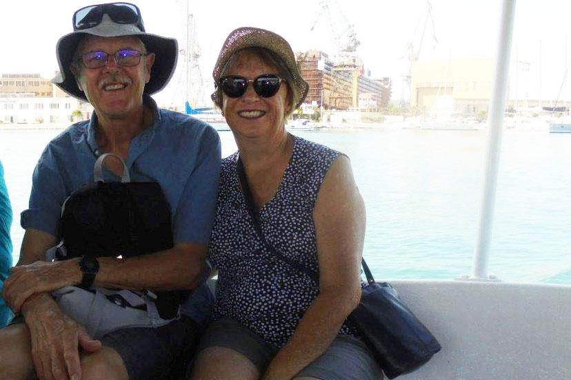 Colleen and John EuroCampingCars Testimonial