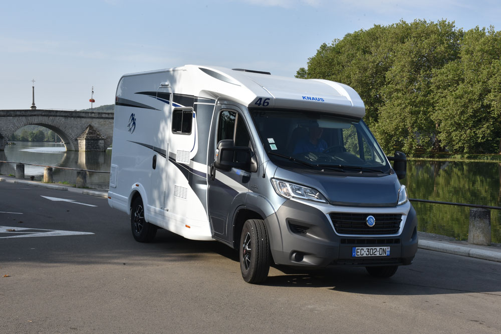 Owning a share instead of paying for the whole motorhome might enable you to buy a newer, better quality motorhome