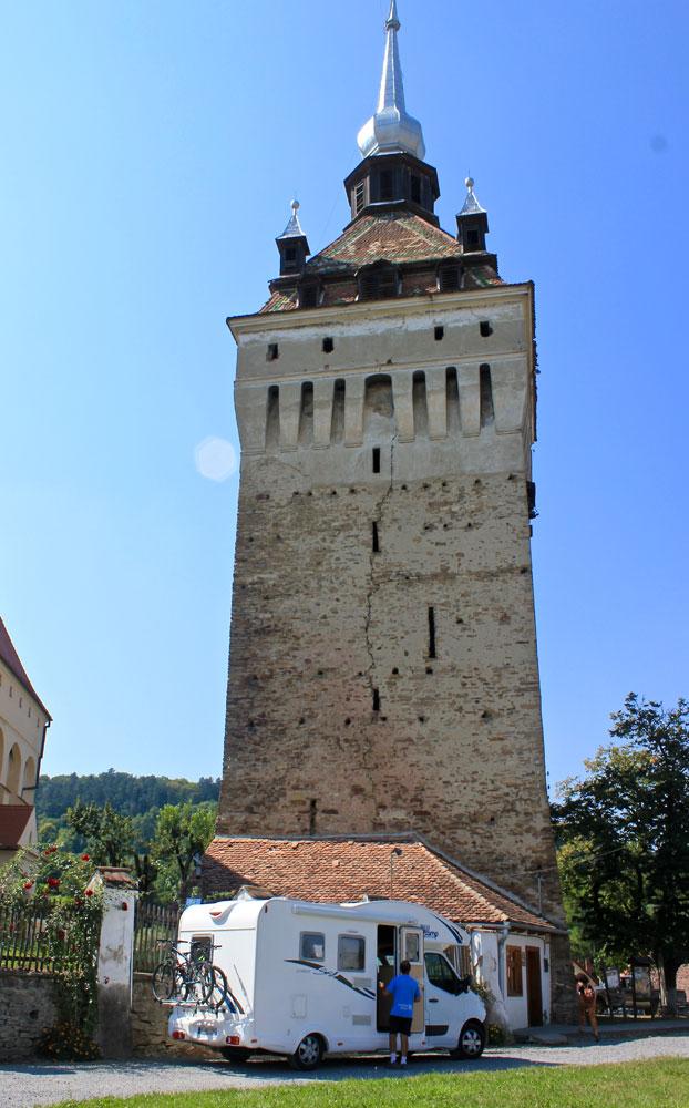 'Sky' in Romania