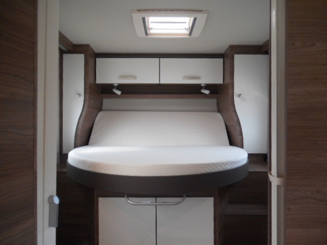 It is worth investing in finishing touches such as additional USB charging points, cab blackout blinds and skylights.