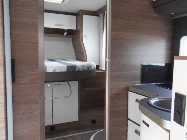 It is worth investing in finishing touches such as additional USB charging points, cab blackout blinds and skylights