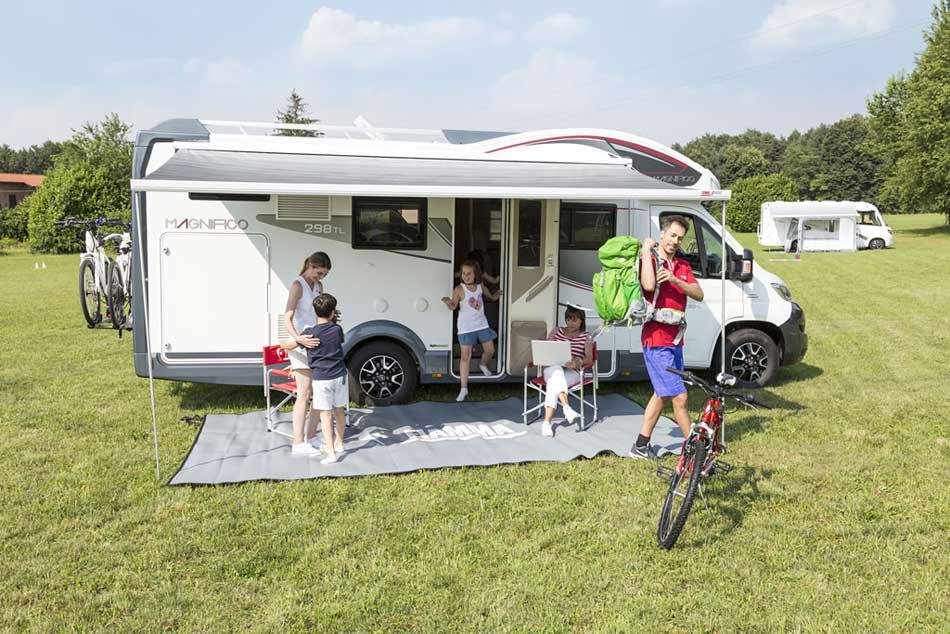 Extras to make long-term Motorhome & Campervan touring easier | Euro