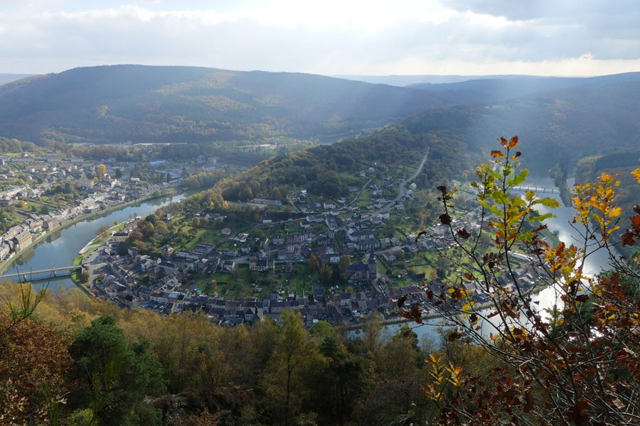 Northern France Montherme Hike