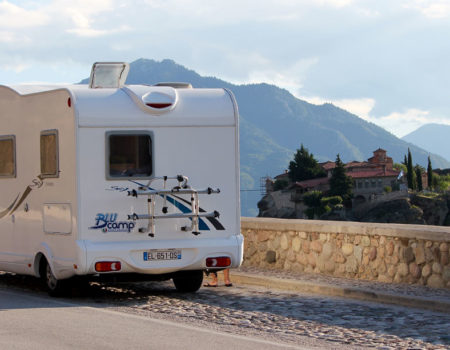 Living the European motorhome dream