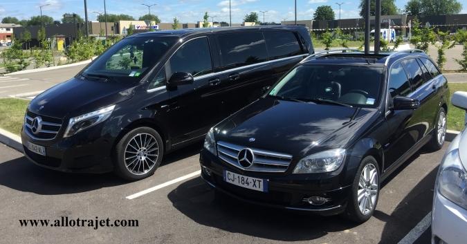 Paris transfer service to Euro Camping Cars
