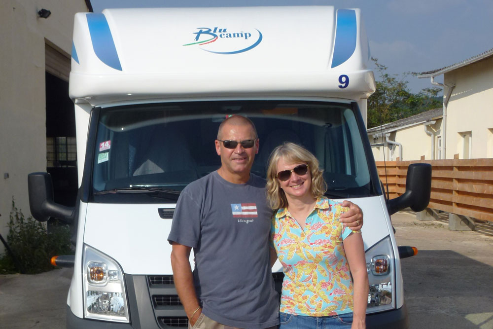 Committing to buying a motorhome in a country where you don't even speak the language does not have to be daunting if you buy from the right dealer