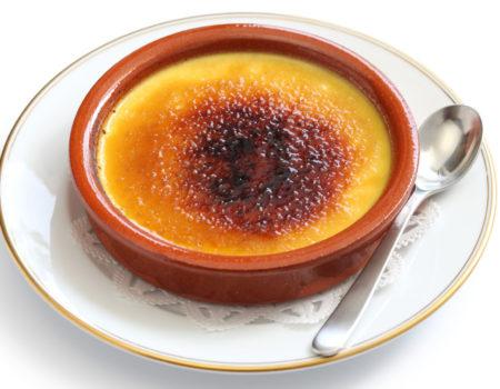 Campervan Crème Brûlée