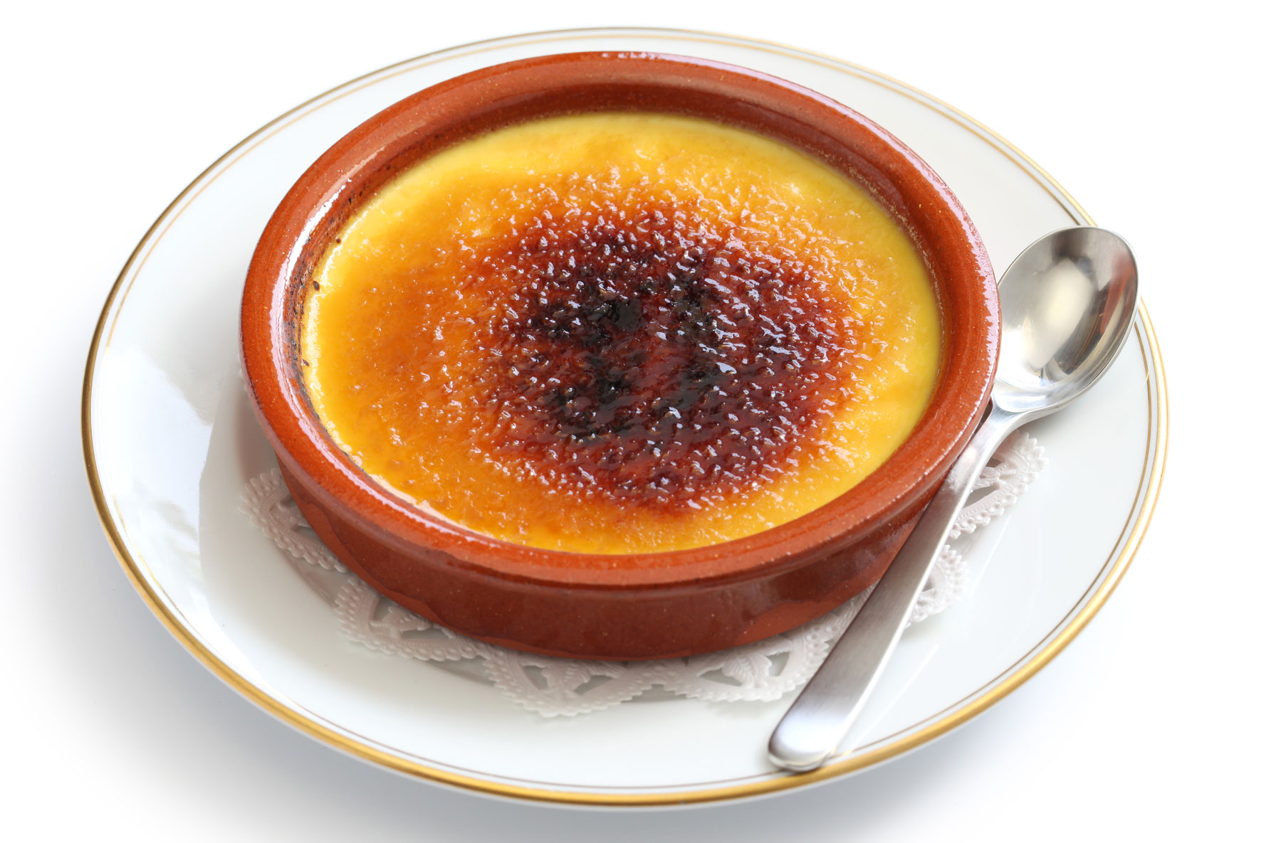 It is possible to make Creme Brullee in your campervan, try my easy recipe