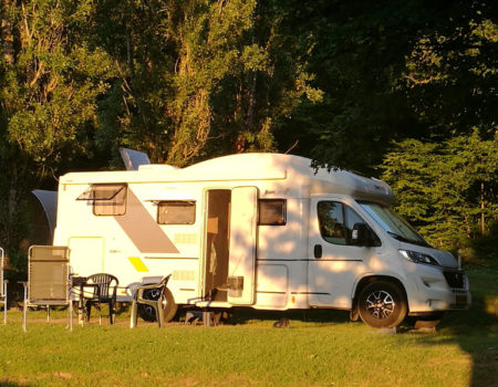 Finding great places to stay in your motorhome