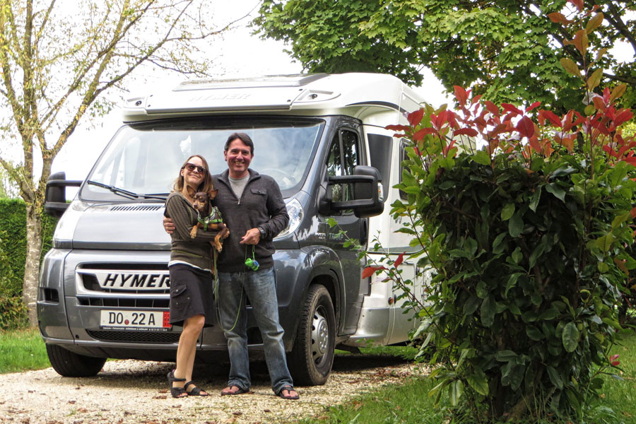 Motorhome testimonial from Todd & Sharni