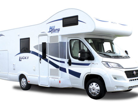 Introducing the Lucky 650, a great family tourer from our Italian manufacturer, Blucamp