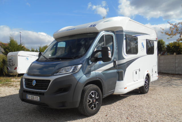 Our last Knaus 550 MF, popular with couples and single travellers, unbeatable value at the current price.