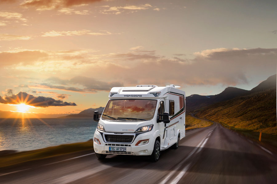The Pepper Edition motorhomes have been top sellers for Weinsberg and they just became even better value with a 50th anniversary celebration model for 2020