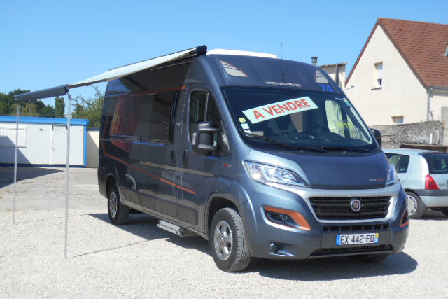 The very last van conversion in stock, available at a bargain price