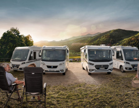 The Knaus fully integrated range has a new, very keenly priced member of the family