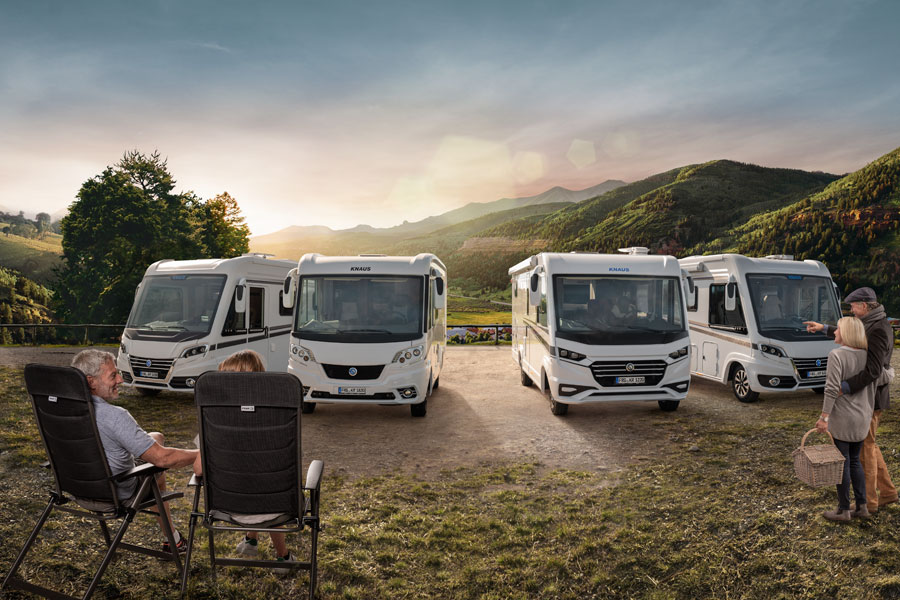 The Knaus 2020 range has a new member of the family in the Live I