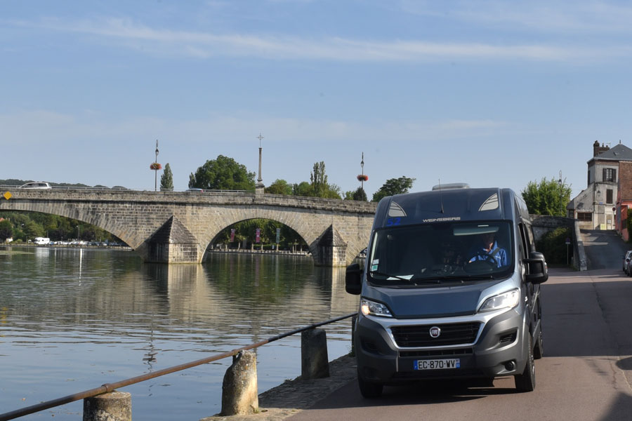Gap years do not have to involve roughing it and carrying a backpack. Pick up a campervan and explore Europe in comfort and style.