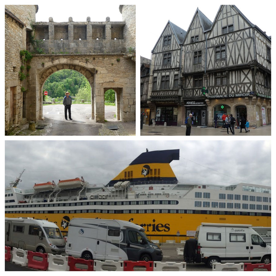 Some photos from Ron and Ton's European and North American motorhome adventures