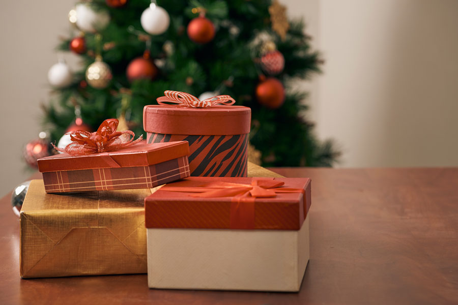 Slip a little luxury campervan gift under the tree this year