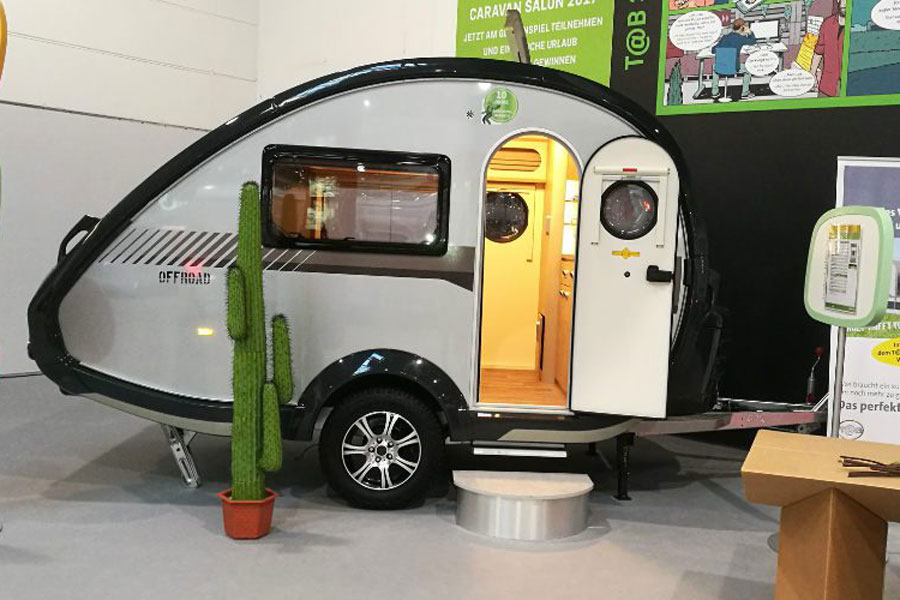 From the cutest of caravans to the largest of motorhomes, Europe's leisure vehicle exhibitions have it all.