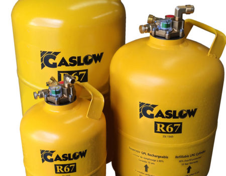 Why refillable gas tanks are ideal for a European motorhome tour
