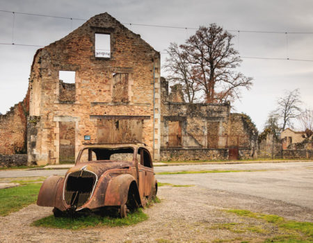 A visit to Oradour-sur-Glane will move you to tears but you should go anyway