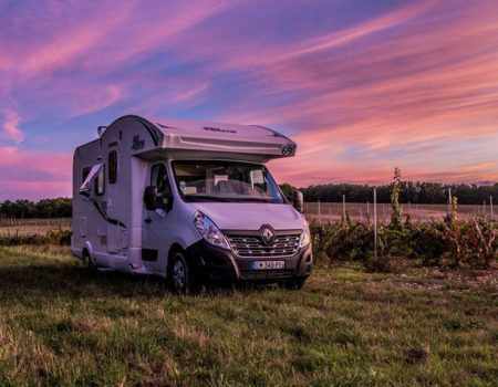 Do you have any photos from your European campervan trip to share with us?