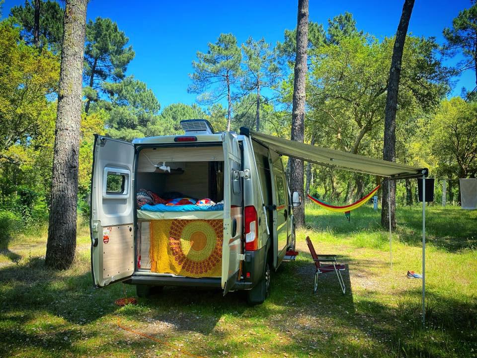 Aire de Camping car Parks