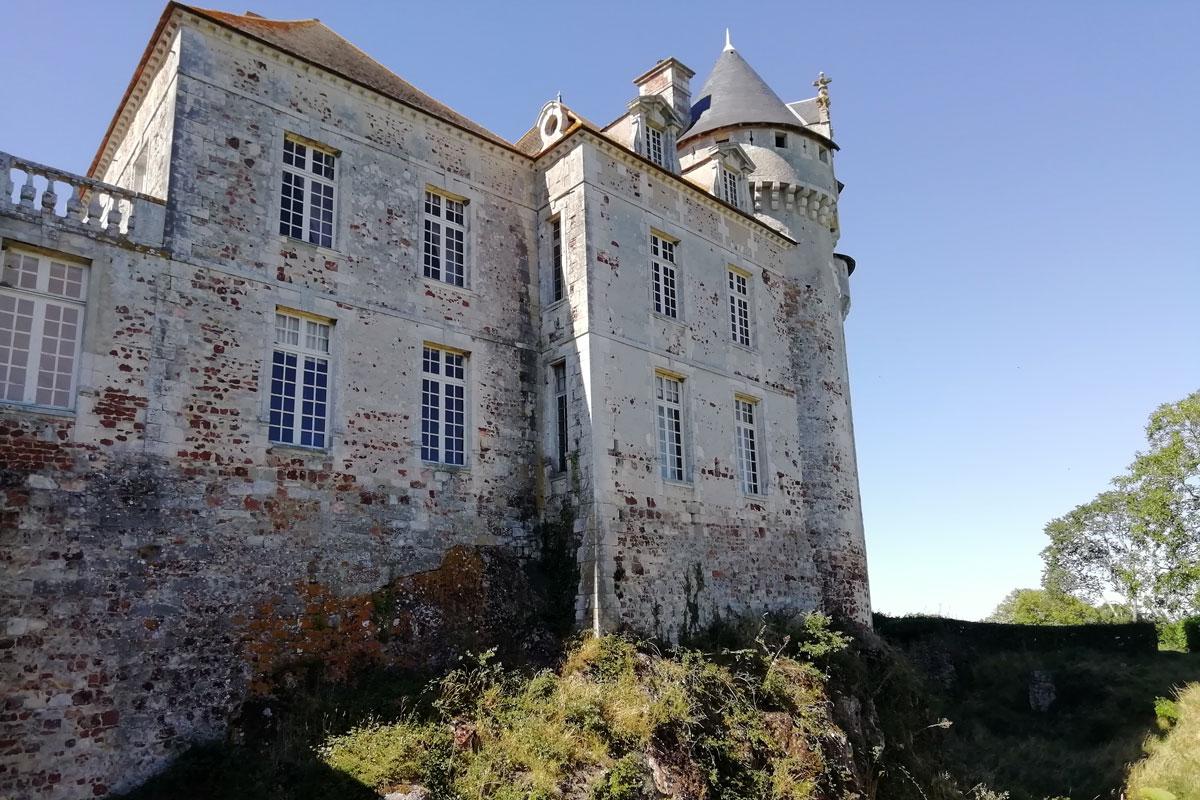 Chateau de Bouchet