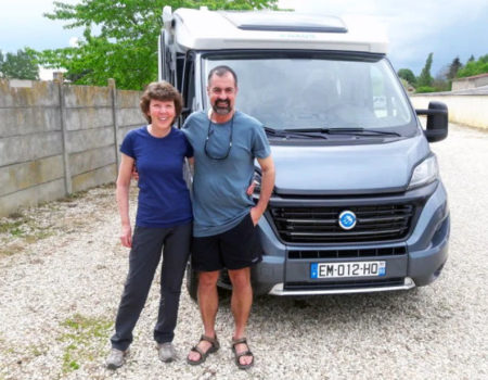 Travelling Europe in a Motorhome | Chris & Gill Guest Blog