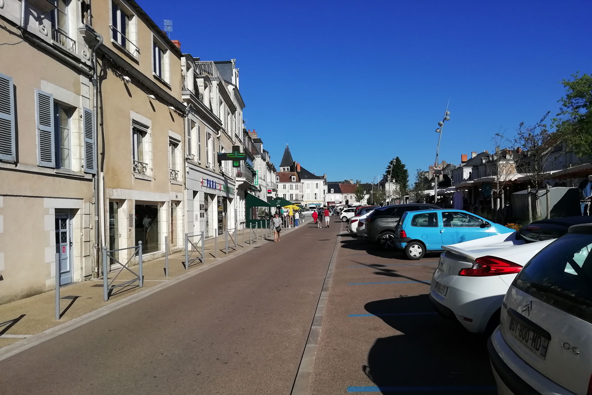 Rosnay-village