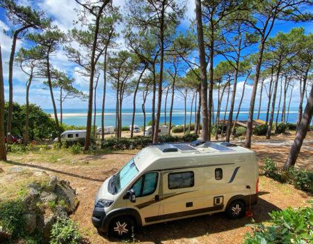 Aire de Camping-car Parks | Frenchy Le Van Guest Blog
