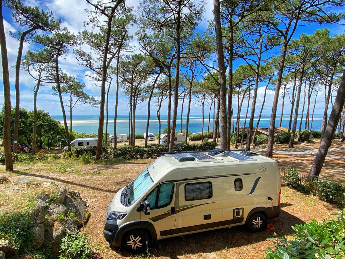 air de camping motorhome stops