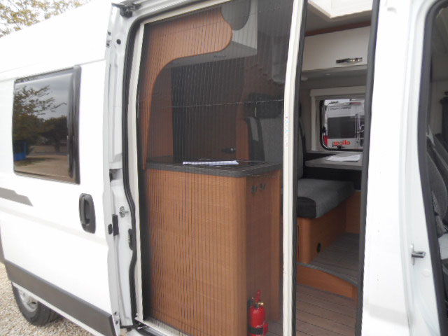 ex-rental campervan for sale