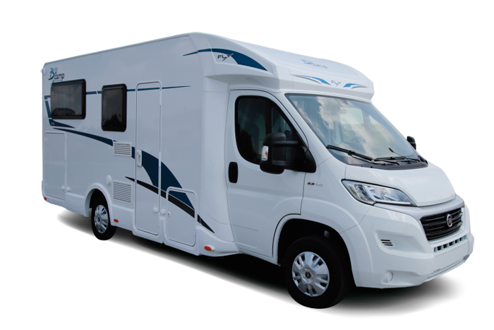 Blucamp-Fly-27 motorhome for sale