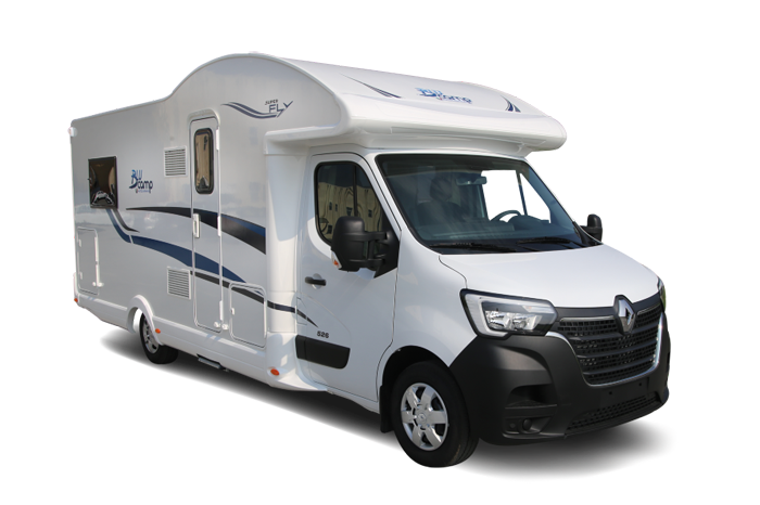 Blucamp SuperFly 526 motorhome for sale in france