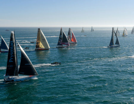 Take in the Vendée Globe yacht race on your French motorhome trip